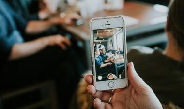 El vídeo corporativo y el smartphone, una relación prometedora