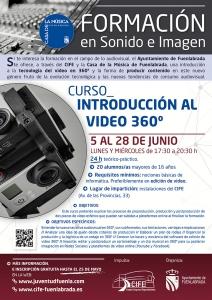 curso gratuito de vídeo 360