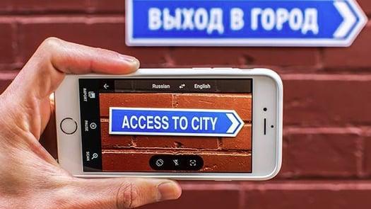 Apps: Google translate