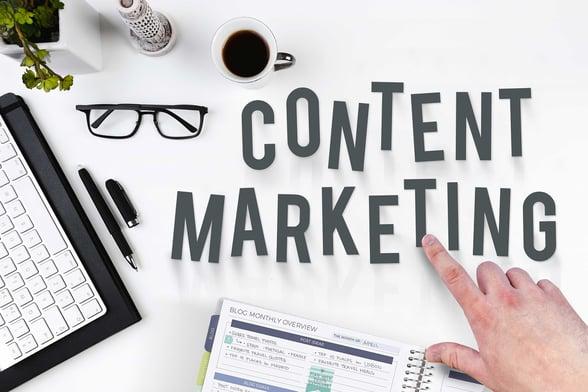 Recorrido por una estrategia completa de marketing de contenidos