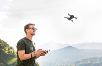 Tendencia digital: fotografías aéreas con drones de tu negocio