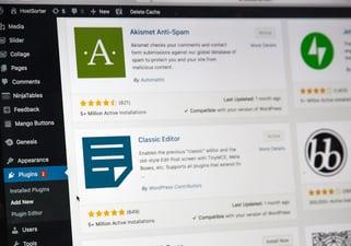 Etapas de creación y desarrollo web en WordPress