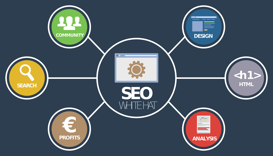 Captar clientes por SEO: posicionamiento de páginas web.