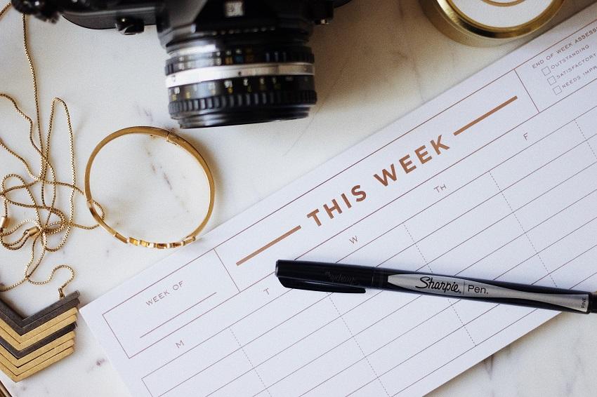 Calendario de contenidos como apoyo de tu estrategia de Inbound