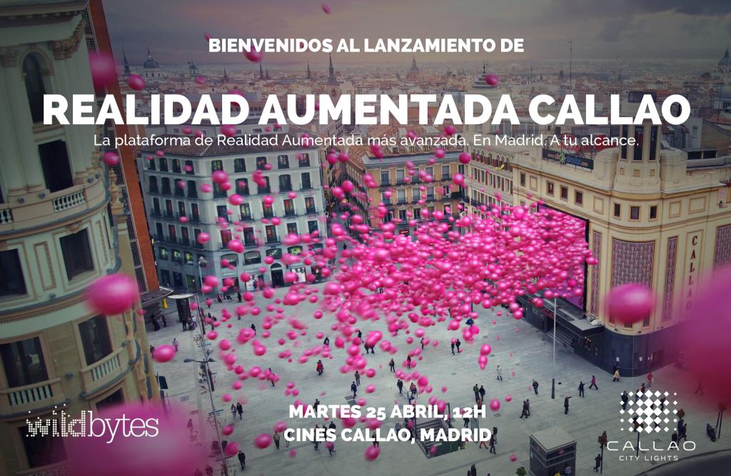 Realidad Aumentada: La primera plataforma de España ubicada en Callao