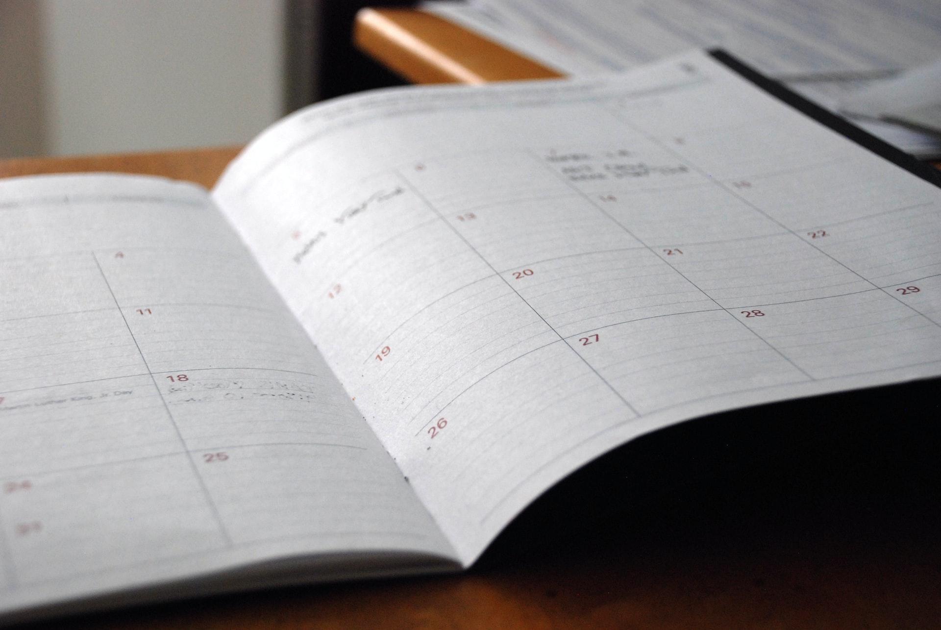 cambia tu agenda en papel por un software para agendar citas