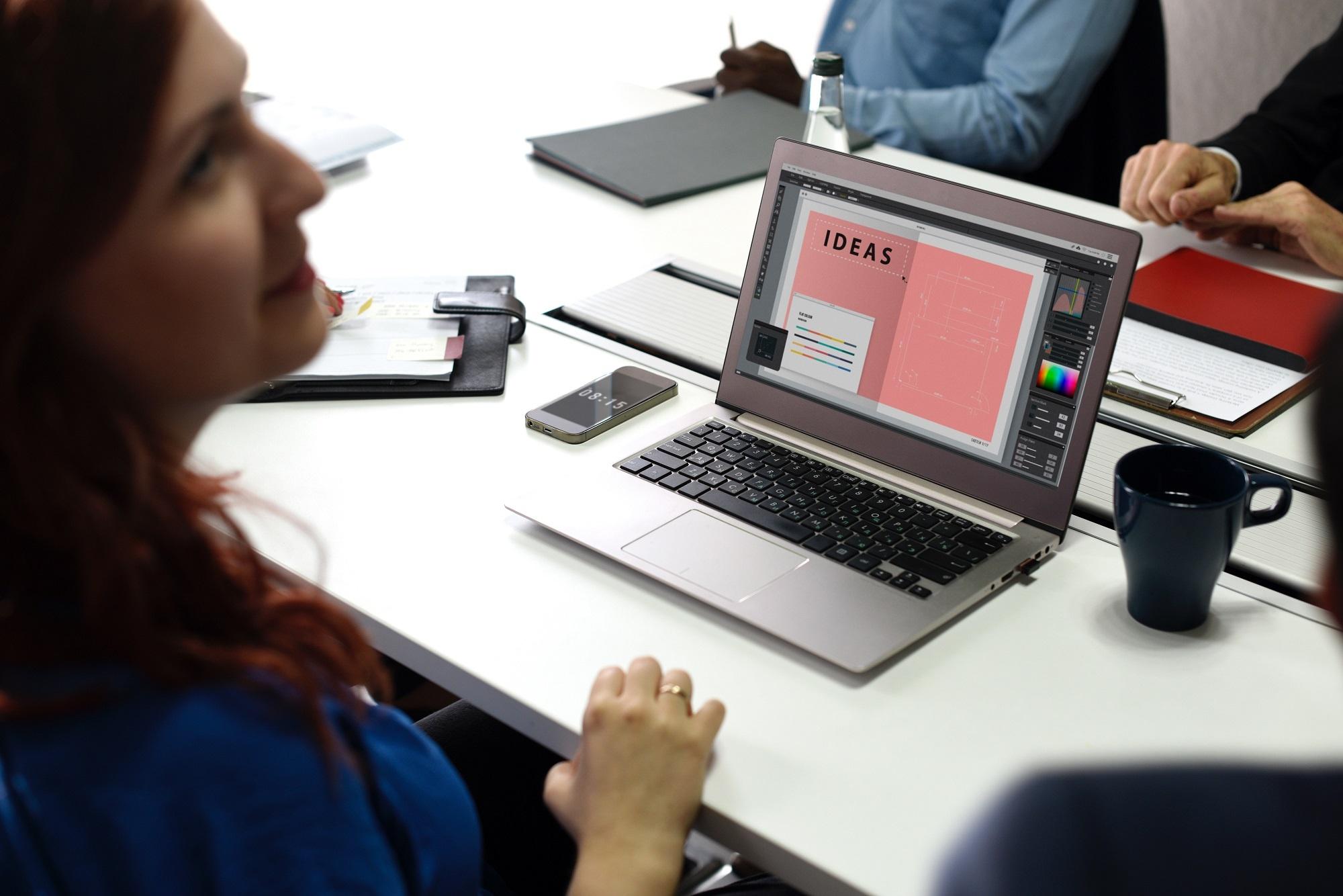 diseño responsive en las webs tecnológicas