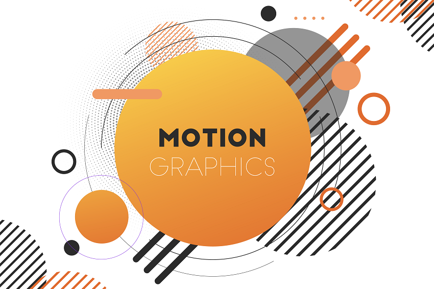 ¿Qué es motion graphics en diseño gráfico?